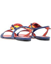 Dior Sandale - Blau