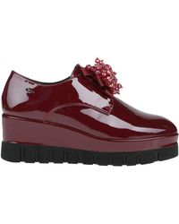 06 Milano Loafer - Red