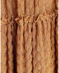 Missoni Long Skirt - Brown