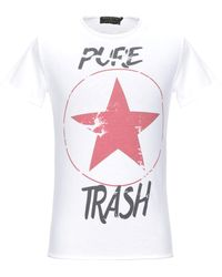 Athletic Vintage T-shirt - White
