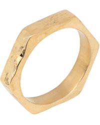ARTISANS & ADVENTURERS Ring - Metallic