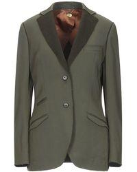 Maurizio Miri Suit Jacket - Green