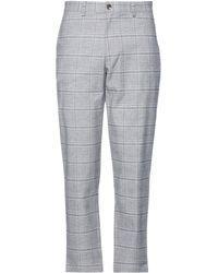 Ben Sherman Pantalon - Gris