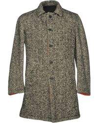 Wooster + Lardini Coat - Black