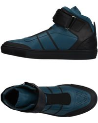 Versace - High Sneakers & Tennisschuhe - Lyst