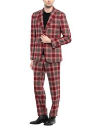 Versace Anzug - Rot