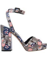 Furla Sandals - Gray
