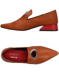 Rejina Pyo Loafer - Brown