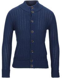 Obvious Basic Cardigan - Blue