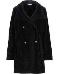 Motel Coat - Black