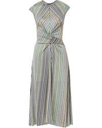 Beaufille Midi Dress - Green