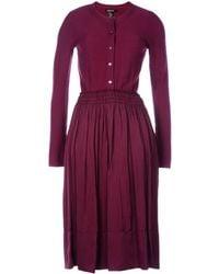 DKNY - Knee-length Dress - Lyst