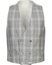 Gazzarrini Waistcoat - Grey