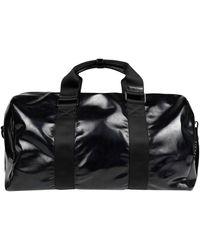 Bikkembergs Travel Duffel Bags - Black