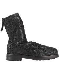 Halmanera Ankle Boots - Black