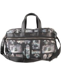 Paul Smith Duffel Bags - Black