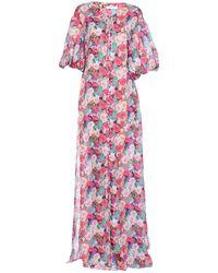 Emanuel Ungaro Long Dress - Pink