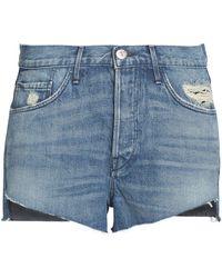 3x1 Short en jean - Bleu