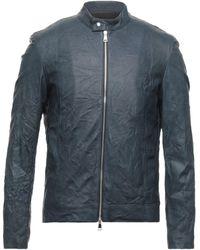 Vintage De Luxe Jacke - Blau