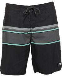 Billabong Beach Shorts And Trousers - Black