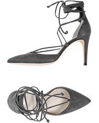 Iris & Ink Court Shoes - Multicolour
