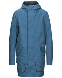 HUNTER Overcoat - Blue