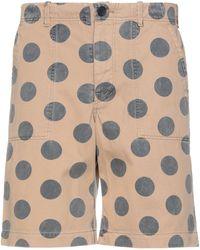 Paul Smith Shorts & Bermuda Shorts - Natural