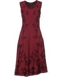Zac Posen - Short Dress - Lyst