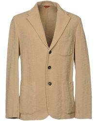 Barena Suit Jacket - Natural