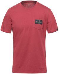 Haglöfs Camiseta - Rojo