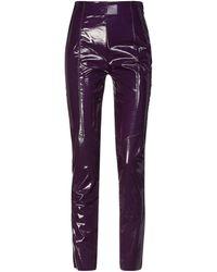 Pinko Casual Trouser - Purple