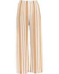DV ROMA Casual Trousers - Natural
