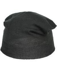 Rick Owens Hat - Green