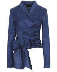 Talbot Runhof Shirt - Blue