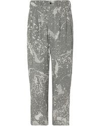 Sasquatchfabrix Casual Pants - Gray