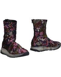 Soisire Soiebleu - Ankle Boots - Lyst