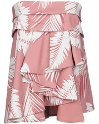 C/meo Collective Top bandeau - Rose