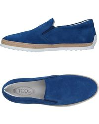Tod's Espadrilles - Blue