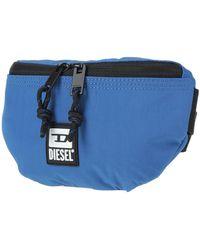 DIESEL Bum Bag - Blue