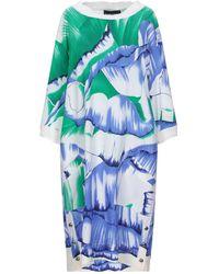 Fontana Couture Minivestido - Verde