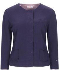 Sun 68 Sweatshirt - Purple