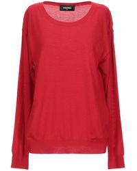 DSquared² Pullover - Rouge