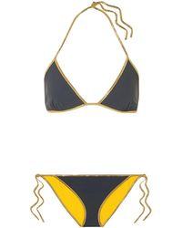 Tooshie Bikini - Grey
