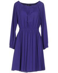 Carla G - Short Dresses - Lyst