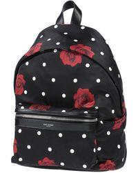 Saint Laurent Backpacks & Bum Bags - Black