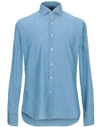 Xacus Denim Shirt - Blue