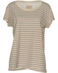 Current/Elliott - T-shirts - Lyst