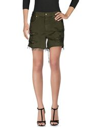 People Shorts - Green