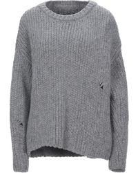 5preview Pullover - Grau