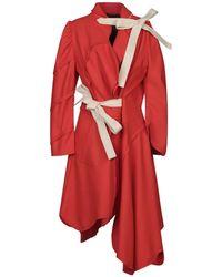 Vivienne Westwood Coat - Red